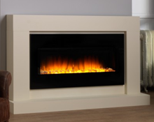 NEW Flamerite Junai Electric Fire Suite