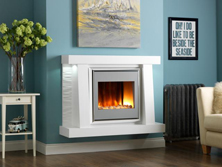 Flamerite Fires Voyager electric fireplace