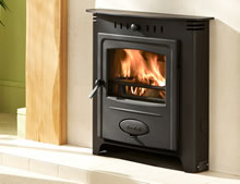 Aarrow Solution5 Solid Fuel Inset Fire