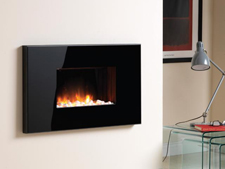Flamerite Ykon Electric Hang on wall electric Fire