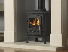 Dimplex Westcott Solid Fuel Fireplace