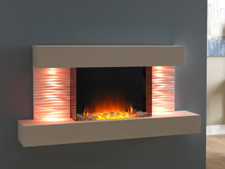 Flamerite Fires Luma 1200 electric fire