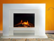 NEW Evonic Corbiere Electric fireplace suite