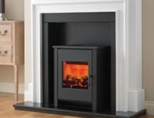 Flamerite Aubade Electric Stove