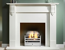 Gallery Elan Gas Fire Basket