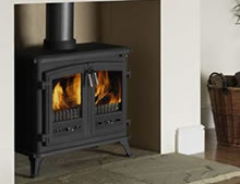 Dimplex Westcott Solid Fuel Stove
