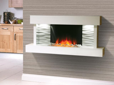 Flamerite Fires Kara electric fire