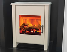 Flamerite Little Atom Electric Stove