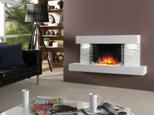 Flamerite Fires Ador wall mounted electric fire