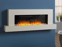 Flamerite Jaeger 1360 Electric fireplace suite