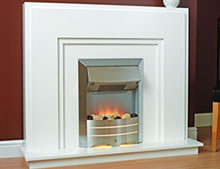 Trent Xenon Contemporary Fireplace
