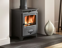 Aarow Solution Solid Fuel Fire