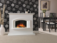 Flamerite Fires Valentino Electric Fireplace