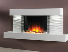 Flamerite Ador Hole in the Wall Electric Fire