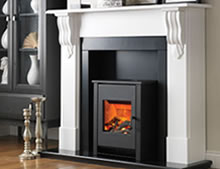 Flamerite Grand-Corbel Electric Fire Suite