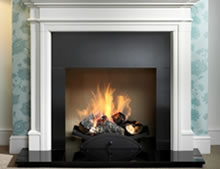 Gallery Nexus Gas Fire Basket