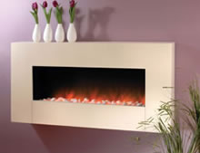 Flamerite Sento Hole in the Wall Electric Fire