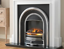 Flamerite Aubade-Tennyson Electric Fire Suite