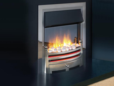 Flamerite Hudson Inset Electric Fire