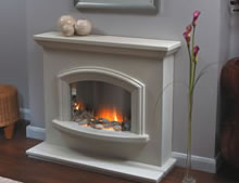 Flamerite Mercier Electric Fire Suite